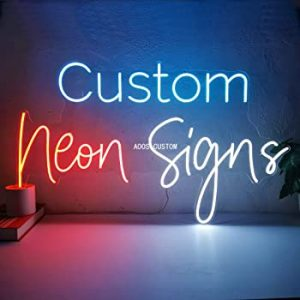custom sign company Boston